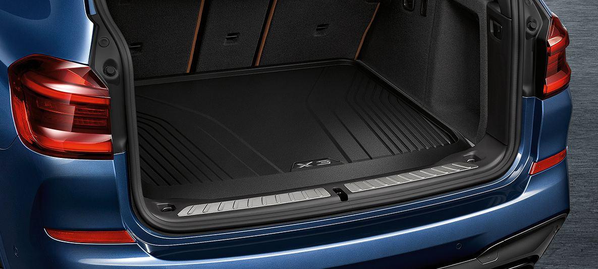 BMW X3の荷室