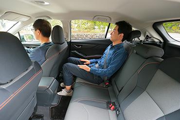 スバルXVは車中泊できる?ハイブリッドモデルでも検証してみた